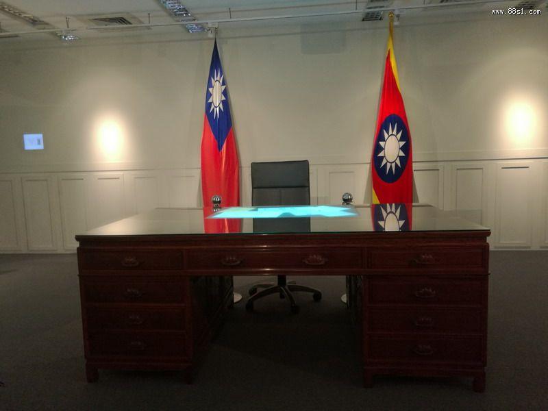 台北总统府风水考察